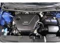 Hyundai Accent SE Sedan Pacific Blue photo #34