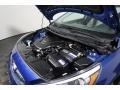 Hyundai Accent SE Sedan Pacific Blue photo #35