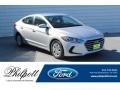 Hyundai Elantra SE Silver photo #1