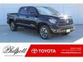Toyota Tundra SR5 CrewMax 4x4 Midnight Black Metallic photo #1