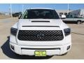 Toyota Tundra SR5 CrewMax 4x4 Super White photo #3