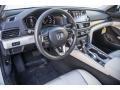 Honda Accord EX Sedan Platinum White Pearl photo #6
