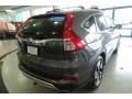 Honda CR-V Touring AWD Modern Steel Metallic photo #4