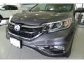 Honda CR-V Touring AWD Modern Steel Metallic photo #7