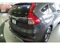 Honda CR-V Touring AWD Modern Steel Metallic photo #10