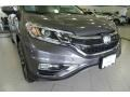 Honda CR-V Touring AWD Modern Steel Metallic photo #12