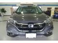 Honda CR-V Touring AWD Modern Steel Metallic photo #13
