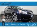 Subaru Legacy 2.5i Limited Sky Blue Metallic photo #1