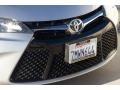 Toyota Camry SE Celestial Silver Metallic photo #8