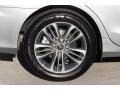 Toyota Camry SE Celestial Silver Metallic photo #33