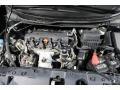 Honda Civic LX Sedan Alabaster Silver Metallic photo #37