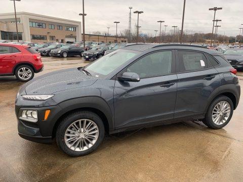 Thunder Gray 2019 Hyundai Kona SEL