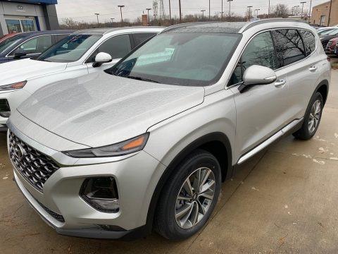 Symphony Silver 2019 Hyundai Santa Fe Limited AWD