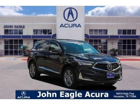 Majestic Black Pearl 2019 Acura RDX Advance