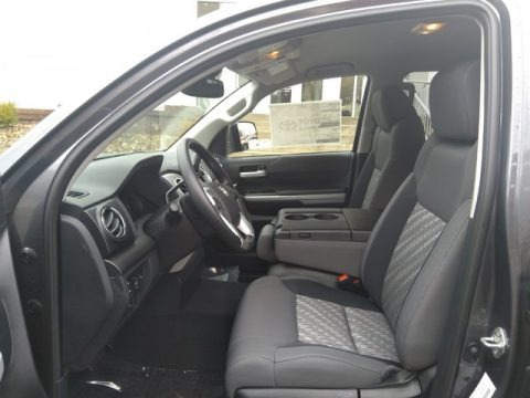 Magnetic Gray Metallic 2019 Toyota Tundra SR5 Double Cab 4x4