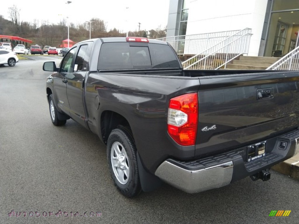 2019 Tundra SR5 Double Cab 4x4 - Magnetic Gray Metallic / Graphite photo #4