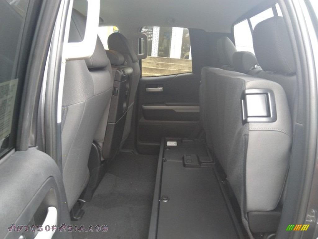 2019 Tundra SR5 Double Cab 4x4 - Magnetic Gray Metallic / Graphite photo #16