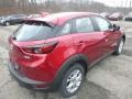 Mazda CX-3 Sport AWD Soul Red Metallic photo #2
