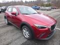 Mazda CX-3 Sport AWD Soul Red Metallic photo #3