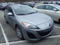 Mazda MAZDA3 i Sport 4 Door Liquid Silver Metallic photo #5