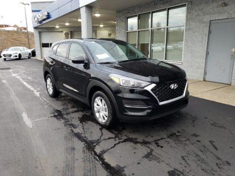 Black Noir Pearl 2019 Hyundai Tucson SE AWD
