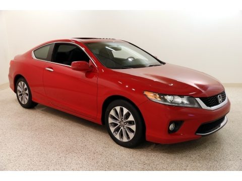 San Marino Red 2014 Honda Accord EX Coupe