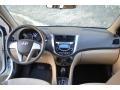 Hyundai Accent GLS 4 Door Century White photo #13