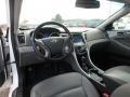 Hyundai Sonata Hybrid Limited Diamond White Pearl photo #17