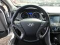 Hyundai Sonata Hybrid Limited Diamond White Pearl photo #23