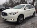 Infiniti QX60 3.5 AWD Majestic White photo #7