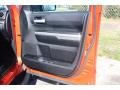 Toyota Tundra SR5 CrewMax 4x4 Inferno Orange photo #24