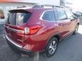 Subaru Ascent Premium Crimson Red Pearl photo #4