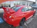 Subaru WRX STI Pure Red photo #4