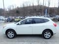 Nissan Rogue SL AWD Phantom White Pearl photo #6