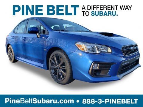 WR Blue Pearl 2019 Subaru WRX