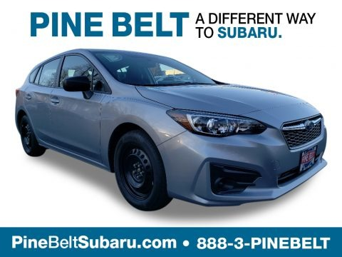 Ice Silver Metallic 2019 Subaru Impreza 2.0i 5-Door