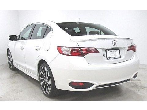 Bellanova White Pearl 2016 Acura ILX Premium