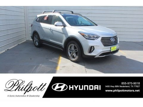 Circuit Silver 2019 Hyundai Santa Fe XL Limited Ultimate