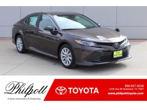 Brownstone 2019 Toyota Camry LE