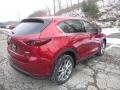 Mazda CX-5 Grand Touring AWD Soul Red Crystal Metallic photo #2