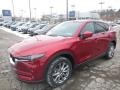 Mazda CX-5 Grand Touring AWD Soul Red Crystal Metallic photo #5