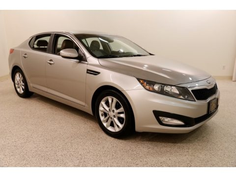 Satin Metal Metallic 2013 Kia Optima EX