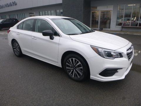 Crystal White Pearl 2019 Subaru Legacy 2.5i