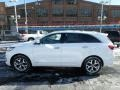 Kia Sorento SX AWD Snow White Pearl photo #6