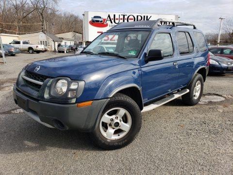 Just Blue 2004 Nissan Xterra XE 4x4
