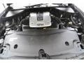 Infiniti M 37x AWD Sedan Malbec Black photo #28