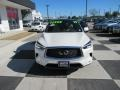Infiniti QX50 Essential AWD Lunar White photo #2