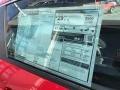 Honda Civic Sport Coupe Rallye Red photo #9