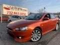 Mitsubishi Lancer GTS Rotor Glow Orange Metallic photo #1