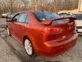 Mitsubishi Lancer GTS Rotor Glow Orange Metallic photo #4